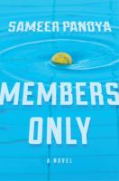 Cover image for Members only : a novel