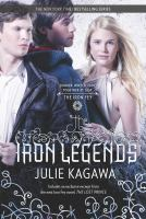 Cover image for The iron legends