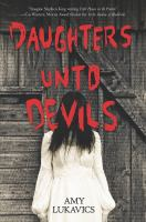 Cover image for Daughters unto devils