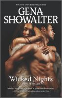 Cover image for Wicked nights