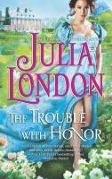 Cover image for The trouble with Honor