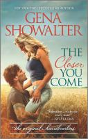 Cover image for The closer you come