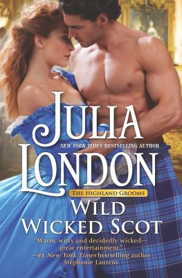Cover image for Wild wicked Scot