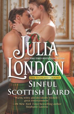 Cover image for Sinful Scottish laird
