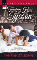 Cover image for Taming her tycoon
