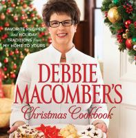 Cover image for Debbie Macomber's Christmas cookbook