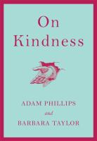 Cover image for On kindness