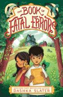Cover image for The book of fatal errors