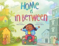 Cover image for Home is in between
