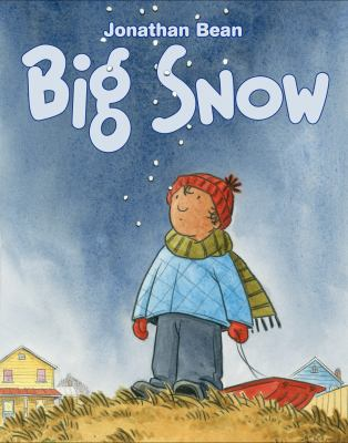 Cover image for Big snow