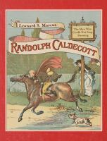 Cover image for Randolph Caldecott : the man who could not stop drawing
