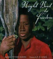 Cover image for Night boat to freedom