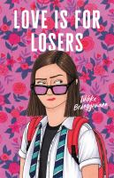 Cover image for Love is for losers