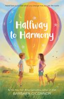 Cover image for Halfway to Harmony