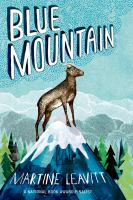 Cover image for Blue mountain