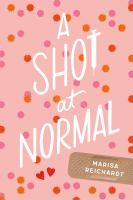 Cover image for A shot at normal