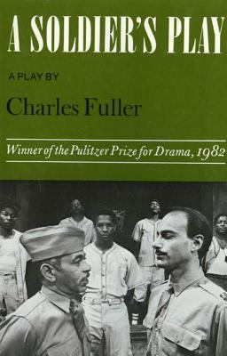 Cover image for A soldier's play : a play