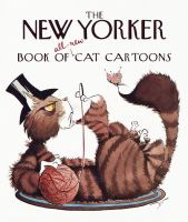 Cover image for The New Yorker book of all-new cat cartoons.