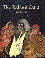 Cover image for The rabbi's cat 2