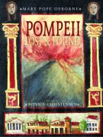 Cover image for Pompei : lost & found