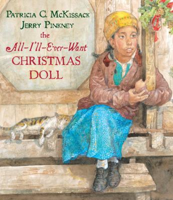 Cover image for The all-I'll-ever-want Christmas doll