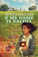 Cover image for R my name is Rachel