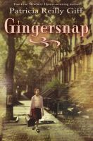 Cover image for Gingersnap