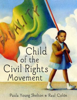 Cover image for Child of the civil rights movement