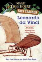 Cover image for Leonardo da Vinci : a nonfiction companion to Monday with a mad genius
