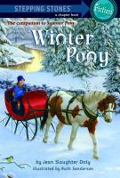 Cover image for Winter pony