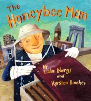 Cover image for The honeybee man
