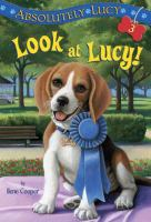 Cover image for Look at Lucy!