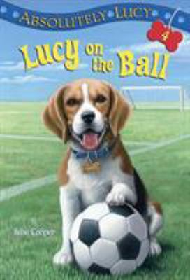 Cover image for Lucy on the ball