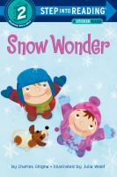 Cover image for Snow wonder