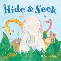 Cover image for Hide & seek