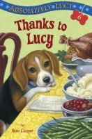 Cover image for Thanks to Lucy