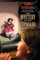 Cover image for The mystery of the cupboard