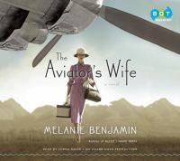 Cover image for The aviator's wife a novel