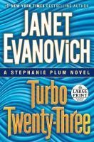 Cover image for Turbo twenty-three : a Stephanie Plum novel