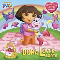 Cover image for Dora loves Boots