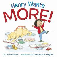 Cover image for Henry wants more!