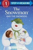Cover image for The snowman and the snowdog