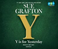 """Cover image for """"Y"""" is for yesterday"""