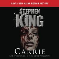 Cover image for Carrie