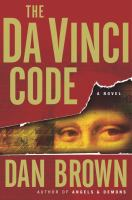 Cover image for The Da Vinci code