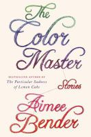 Cover image for The color master : stories
