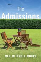 Cover image for The admissions
