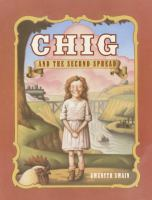 Cover image for Chig and the second spread