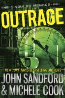 Cover image for Outrage