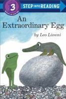 Cover image for An extraordinary egg